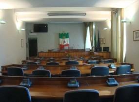 Comune di Treviglio, sala del Consiglio comunale